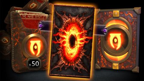 The Elder Scrolls : Legends - L'extension L'Antre d'Oblivion, disponible sur PC et Android, arrivera un peu plus tard sur iOS