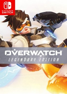 Overwatch sur Switch