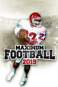 Maximum Football 2019 sur PS4