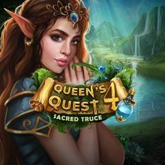 Queen's Quest 4: Sacred Truce sur PS4