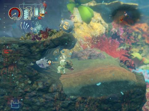 Shinsekai - Into the Depths : L'Apple Arcade en eaux profondes