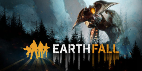 Earthfall: Horde Extraterrestre sur Switch