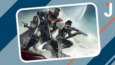 Le Journal du 09/10/19 : Destiny 2 : Bastion des Ombres, PS5 ...