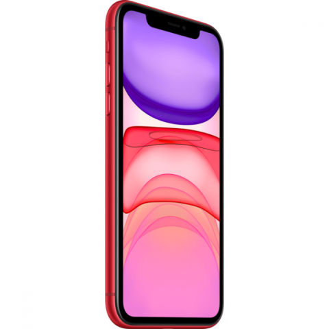 L'iPhone 11 64 Go Rouge en réduction de 60€ !