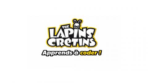 Les Lapins Crétins : Apprends à coder ! sur PC