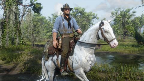 Red Dead Redemption II sur PC met en avant ses améliorations techniques avec un premier trailer