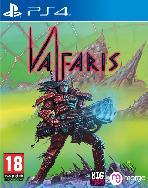 Valfaris sur PS4