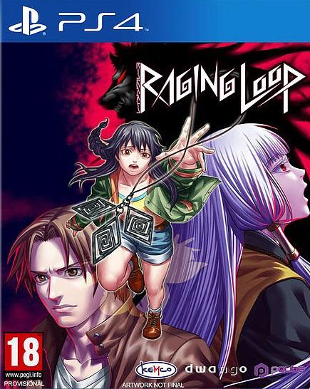 Raging Loop sur PS4