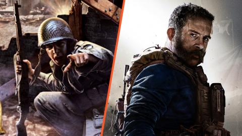 De Call of Duty à Modern Warfare : Les évolutions des moteurs graphiques en vidéo