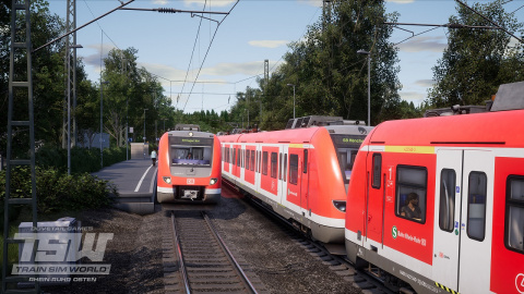 Train Sim World 2020 fait un nouveau détour en Allemagne avec le DLC Rhein-Ruhr Osten : Wuppertal - Hagen