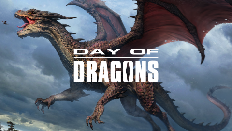 Day of Dragons sur PC