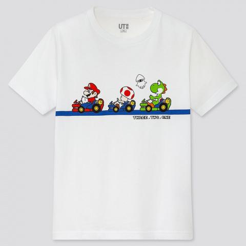 Uniqlo prépare une gamme de vêtements Mario Kart pour le Japon