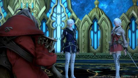 Final Fantasy XIV : de nouvelles images pour la mise à jour 5.1