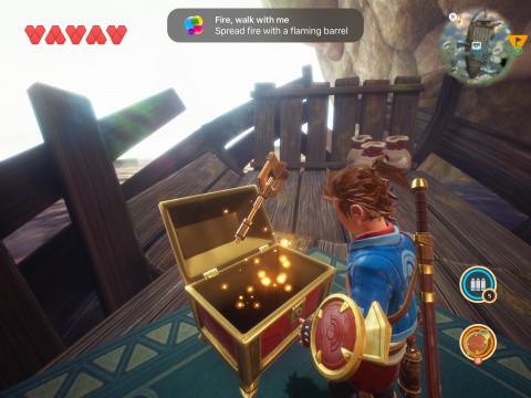 Oceanhorns 2 : L'Apple Arcade a-t-il trouvé son Zelda-like ?