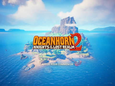 Oceanhorns 2 : L'Apple Arcade a-t-il trouvé son Zelda-like ?