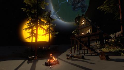 PS Store : explorez le système solaire d'Outer Wilds !