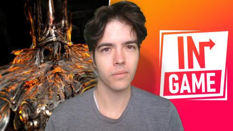 In Game : Dark Souls – De l'art de raconter une histoire avec des détails