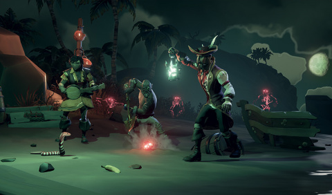 Sea of Thieves annonce ses optimisations sur Xbox Series X et S