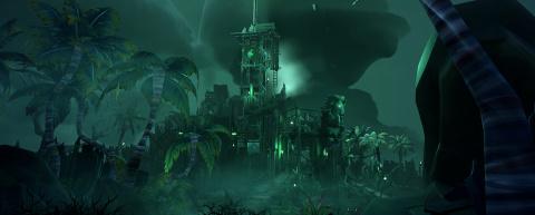 Sea of Thieves : la Forteresse des Damnés s'éveille pour Halloween