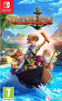 Stranded Sails - Explorers of the Cursed Islands sur Switch