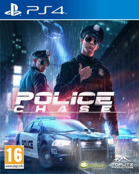 Police Chase sur PS4