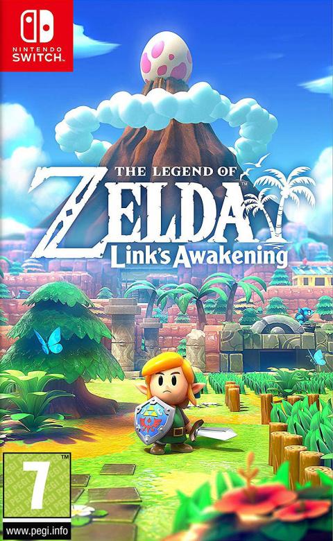The Legend of Zelda : Link's Awakening (2019)