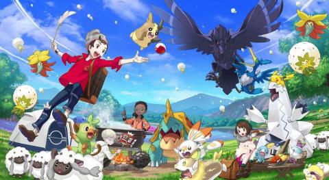 Nintendo : 52,48 millions pour la Switch, Pokémon Épée / Bouclier en mode record