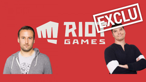 """Riot : """"On veut créer un sport, que les gens jouent des années à nos jeux"""""""
