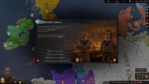 Crusader Kings 3 nous dévoile sa date de sortie