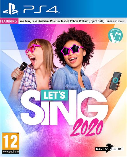 Let's Sing 2020 sur PS4