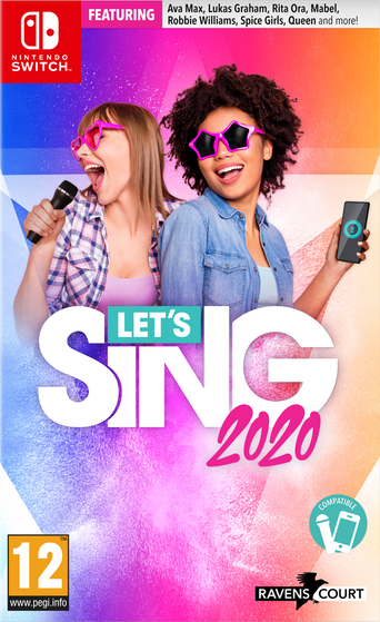 Let's Sing 2020 sur Switch