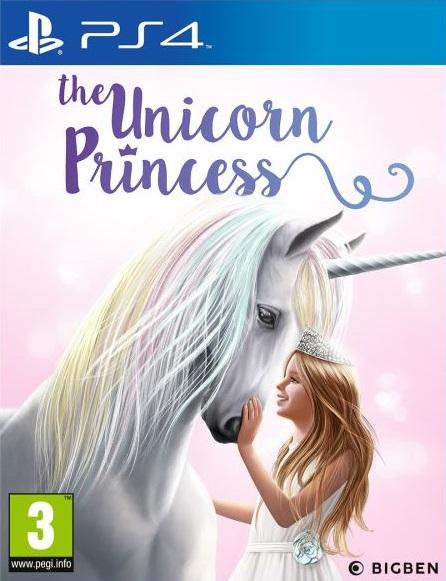 The Unicorn Princess sur PS4