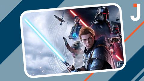 Le Journal du 21/10/19 : Star Wars Jedi Fallen Order, survivre à la PGW ...