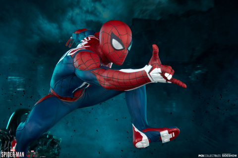Spider-Man : La version PS4 dispose désormais d'une statuette collector