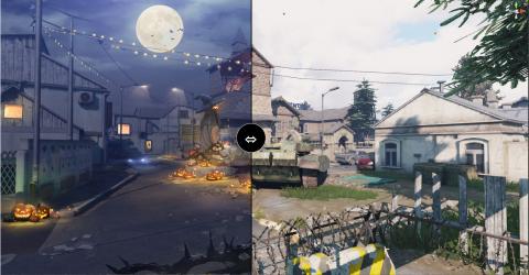 Call of Duty Mobile fête Halloween jusqu'au 1er novembre