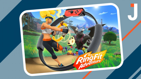 Le Journal du 22/10/19 : Ring Fit Adventure, laptops gamers fins et silencieux ...