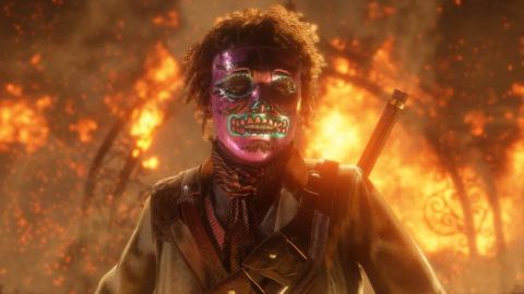 Red Dead Online : Des marais et des masques