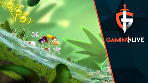 Rayman Mini : On capture un maximum de Lums !