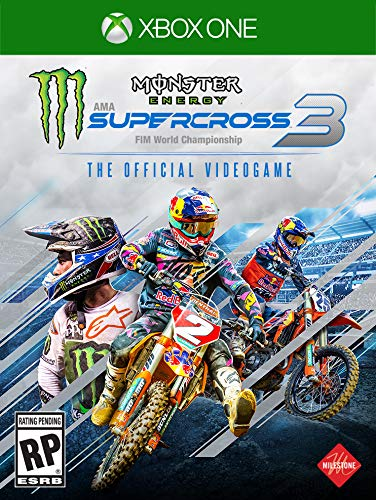 Monster Energy Supercross - The Official Videogame 3 sur ONE
