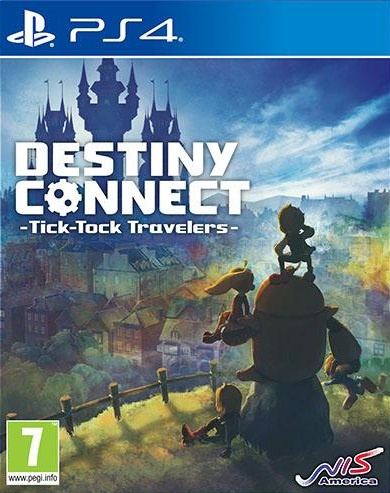 Destiny Connect : Tick-Tock Travelers sur PS4