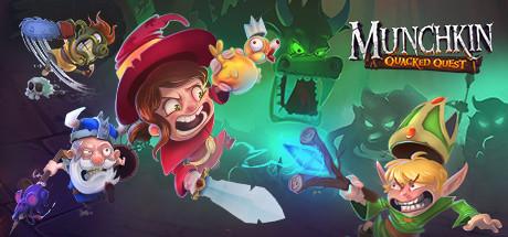 Munchkin: Quacked Quest sur ONE