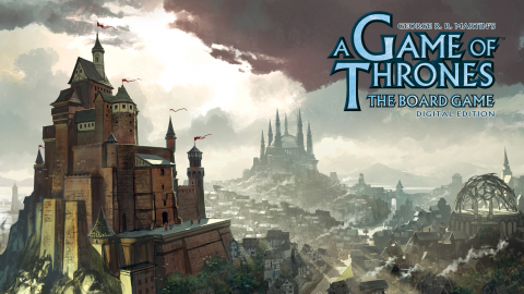 A Game of Thrones : The Board Game - Digital Edition sur PC