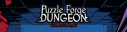 Puzzle Forge Dungeon