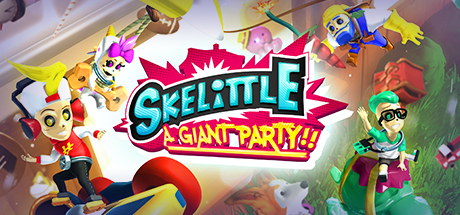 Skelittle : A Giant Party!!