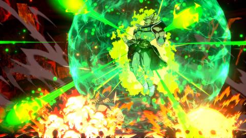 Dragon Ball FighterZ : Broly (DBS) déchaînera sa puissance le 5 décembre