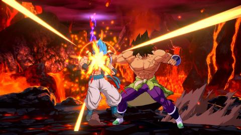 Dragon Ball FighterZ s'entourera bientôt d'un nouveau Goku