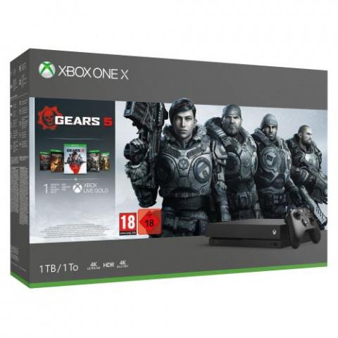 Call Of Duty MW et 100€ offerts pour l'achat d'une Xbox One X!