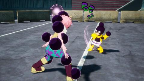 My Hero : One's Justice 2 - Mina et Minoru font le plein d'images