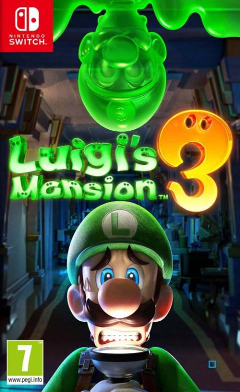 La bonne affaire de la semaine : Luigi's Mansion 3 sur Nintendo Switch
