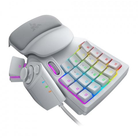 Razer Tartarus Pro : un keypad avec des switchs optiques analogiques